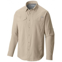 Men's Silver Ridge Lite Long Sleeve Shirt by Columbia in Delray Beach Fl