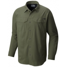 Men's Silver Ridge Lite Long Sleeve Shirt by Columbia in New York Ny