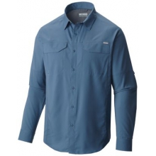Men's Silver Ridge Lite Long Sleeve Shirt by Columbia in Coeur Dalene Id