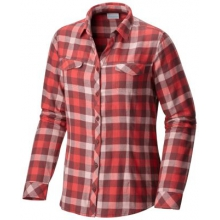 Women's Simply Put II Flannel Shirt by Columbia in Spruce Grove Ab