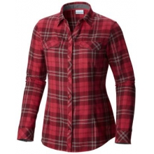 Women's Simply Put II Flannel Shirt by Columbia in Paramus Nj