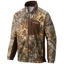 Men's Stealth Shot III Fleece Jacket by Columbia