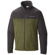 Men's Steens Mountain Full Zip 2.0 by Columbia in Champaign Il