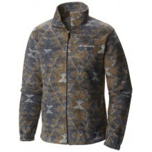 Men's Steens Mountain Print Jacket by Columbia