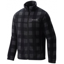 Men's Steens Mountain Printed Jacket by Columbia