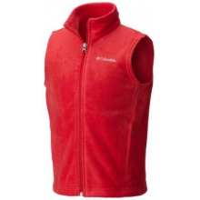 Boy's Steens Mt Fleece Vest by Columbia in Montgomery Al