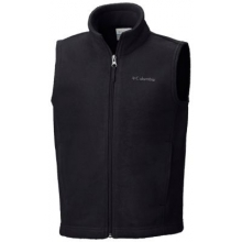 Boy's Steens Mt Fleece Vest by Columbia