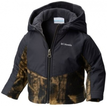 Infant Steens Mt Overlay Hoodie by Columbia in Flagstaff Az