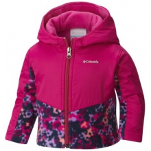 Infant Steens Mt Overlay Hoodie by Columbia in Highland Park Il