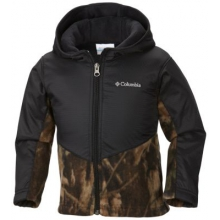 Steens Mt Overlay Hoodie Jacket - Infant
