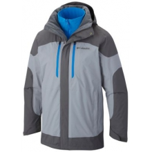 Men's Summit Crest Interchange Jacket by Columbia