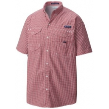 Men's PFG Super Bonehead Classic Long Sleeve Shirt - Tall by Columbia in Cimarron Nm