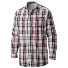 Men's Tall Super Bonehead Classic Ls Shirt by Columbia in Ramsey Nj