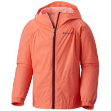 Youth Girl's Switchback Rain Jacket by Columbia