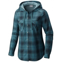 Women's Extended Times Two Hooded Ls by Columbia in Havre Mt