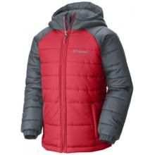 Youth Boy's Tree Time Puffer Jacket
