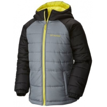 Boy's Tree Time Puffer Jacket