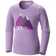 Girl's Tri-Butte Long Sleeve Shirt by Columbia