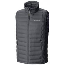 Men's Voodoo Falls 590 TurboDown Vest by Columbia in Rancho Cucamonga Ca
