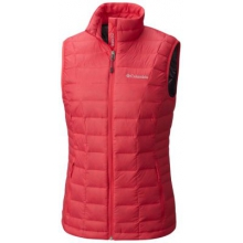 Women's Voodoo Falls 590 Turbodown Vest by Columbia in Hoover Al