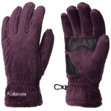 W Pearl Plush Glove by Columbia