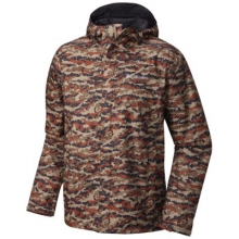 Men's Watertight Printed Jacket