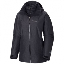 Women's Extended Whirlibird Interchange Jacket by Columbia