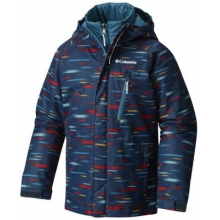 Youth Boy's Whirlibird Interchange Jacket by Columbia in Arlington Tx