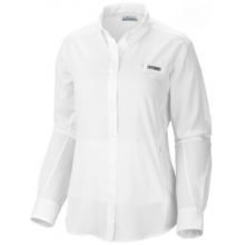 Women's Tamiami II Long Sleeve Shirt by Columbia in Clinton Township Mi