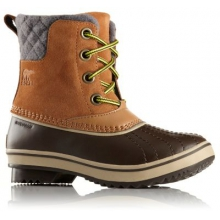 Youth Slimpack II Lace by Sorel in Auburn Al