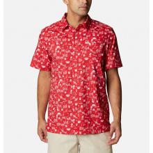 Men's Super Slack Tide Camp Shirt by Columbia
