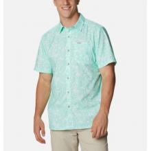 Men's Super Slack Tide Camp Shirt by Columbia in Littleton CO