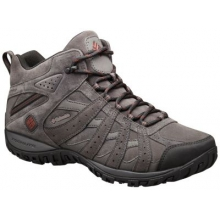 Men's REDMOND MID LEATHER OMNI-TECH