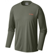 Men's Terminal Tackle PFG Triangle LS Shirt by Columbia in Anderson Sc