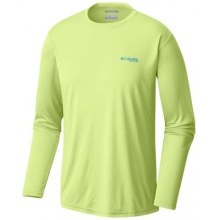 Men's Terminal Tackle PFG Triangle Long Sleeve Shirt by Columbia in Tuscaloosa Al