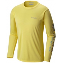 Men's Terminal Tackle PFG Hooks Long Sleeve Shirt by Columbia