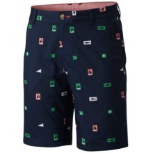 Men's Super Harborside Chino Short by Columbia in Medicine Hat Ab