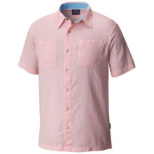 Men's Harborside Linen  Camp Shirt by Columbia