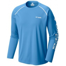 Men's Terminal Tackle Zero Long Sleeve Shirt by Columbia in Baton Rouge La