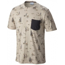 Men's Lookout Point Pocket Tee by Columbia