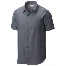 Men's Pilsner Peak II Short Sleeve Shirt by Columbia in East Lansing Mi
