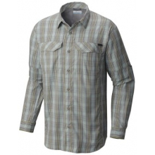 Men's Silver Ridge Lite Plaid Long Sleeve