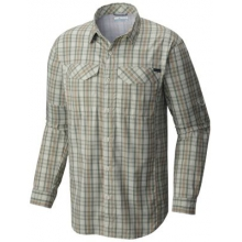 Men's Silver Ridge Lite Plaid Long Sleeve by Columbia