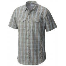Men's Silver Ridge Lite Plaid Short Sleeve by Columbia in Lethbridge Ab