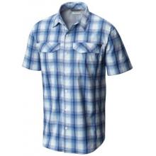 Men's Silver Ridge Lite Plaid Short Sleeve by Columbia in Glenwood Springs CO