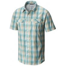 Men's Silver Ridge Lite Plaid Short Sleeve by Columbia in Burbank Ca