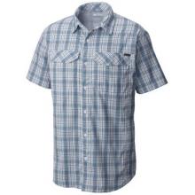 Men's Silver Ridge Lite Plaid Short Sleeve by Columbia