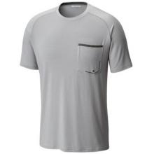 Men's Sol Resist Short Sleeve Shirt by Columbia in Fairbanks Ak