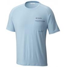 Men's Sol Resist Short Sleeve Shirt by Columbia