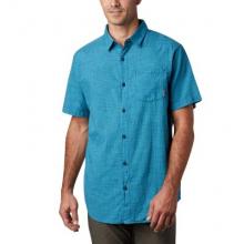 Men's Under Exposure Yd Short Sleeve Shirt by Columbia in Chelan WA